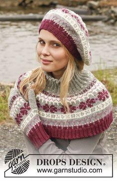 September Set / DROPS 150-19 - Free knitting patterns by DROPS Design