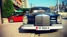 Tirana, Albania.  I LOVED my recent trip to Albania, the chaos was electric, the people, the colors, the cars (80% of all registered cars in Albania are Mercedes) were fantastic.  I would go back at the next opportunity!