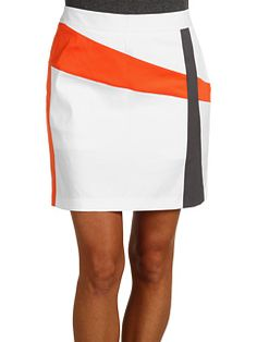 Greg Norman Hil Bay Asymmetrical Skort