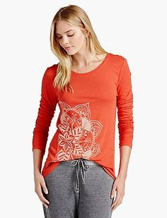 Placed Mandala Top | Lucky Brand