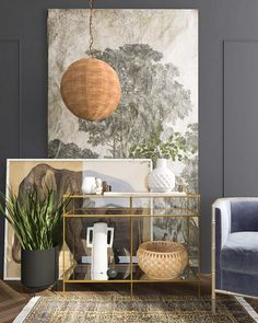 Wall Art Ideas: 5 Creative Ways To Fill Blank Walls. Eclectic Living  RoomLiving Room IdeasLarge ...