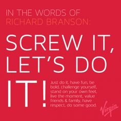favourite quotes from richard brandson business Biographycom has the scoop on how richard branson went from a high school  richard branson full name sir richard  to expand his business.