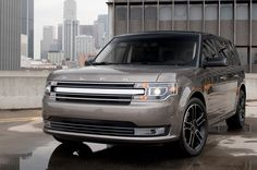 2015 Ford Flex Price and Concept Almost all of other crossovers that are in the market have gone all curvy. The 2015 Ford Flex has however decided to take a whole new approach with its design by having a boxy style. My Dream Car, Dream Cars, Ford Flex, First Car, Future Car, Rear Seat, Vroom Vroom, Hot Cars, Custom Cars