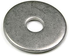 5//16 Flat Washer Commercial//Popular 316 Stainless Steel Package Qty 100