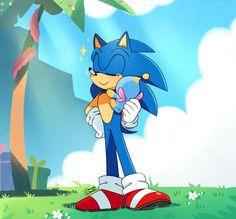 Dad Sonic by DanielasDoodles on DeviantArt Sonic Satam, Sonic Funny, Game Sonic, Silver The Hedgehog, Shadow The Hedgehog, Sonic The Hedgehog, Sonic Franchise, Sonic Fan Art, Blue Streaks