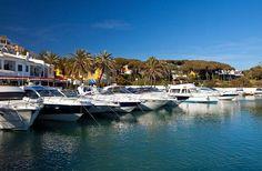 Puerto de Cabopino (Marbella), by @fuertehoteles