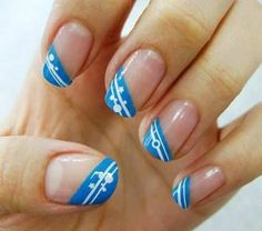 19 Amazing Nails Design  | See more nail designs at www.nailsss.com/...