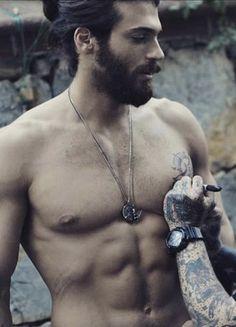 Výsledek obrázku pro can yaman Turkish Men, Turkish Actors, Beautiful Boys, Gorgeous Men, Mexican Men, Shirtless Men, Male Beauty, Bearded Men, Character Inspiration