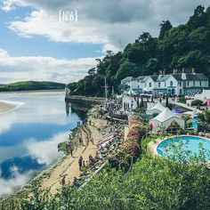 The 17 most beautiful music festivals in the UK. Sometimes, the location is as mind blowing as the music. UK festivals with the best settings.   Click the image for more.