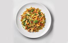 6 lækre hverdagsretter med ris & quinoa på under 20 minutter - ALT.dk