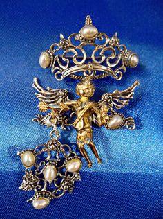 gioielli scanno - Google Search Brooch, Traditional, Jewels, Nice, Google, Fashion, High Fashion, Pendants, Italy