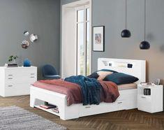 8 meilleures images du tableau Lit à tiroirs | Mobilier de ...