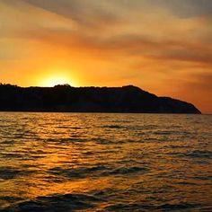 Il Conero al tramont