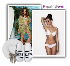 """KUPALNIKI.COM - 3 !"" by jasmine-monro ❤ liked on Polyvore featuring Calvin Klein"