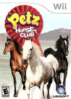 Learn more details about Petz Horse Club for Wii and take a look at gameplay screenshots and videos. Video Games Xbox, Wii Games, Wheel Of Fortune Game, Horse Adventure, Adventure Game, Horse Games, Gifts For Horse Lovers, Wild Mustangs, Family Game Night
