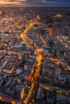 Paris bolt by Coolbiere. A. on 500px