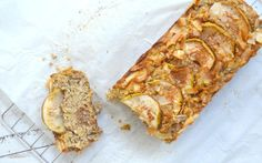 <p>What better way to celebrate summer and fall flavors simultaneously than this apple cinnamon coconut loaf. </p>