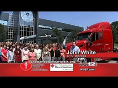 American Heart Association Heart Walk 2011 - YouTube