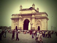 Gateway of India in Mumbai, Mahārāshtra