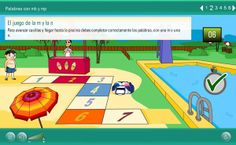 "Juegos Educativos Online Gratis: ""Palabras con mb y mp"" Online Gratis, Family Guy, Language, Teacher, Digital, Eve, Swiming Pool, Puns, Teaching Resources"