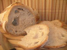Corteza y miga: Hogaza con masa madre natural de Iban Yarza Artisan Bread, Pretzel, Homemade, Baking, Natural, Food, Breads, Buns, Pastries