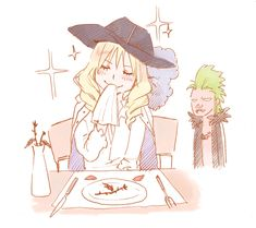 Cavendish  Bartolomeo | One Piece