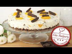 ▶ Erfrischungstorte mit Erfrischungsstäbchen / Mandarinen / Schokoladen - Knusperboden / ohne backen - YouTube