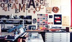 Eames Studio (Venice, CA) Graphic Room