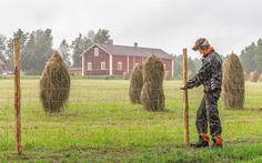 > Maatalouskouluissa nuoret saavat kotitilaa monipuolisempaa oppia. Tekeminen on lukujärjestyksen keskeinen osa.