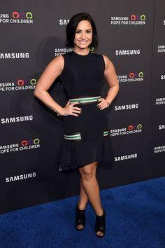 Times Demi Lovato Looked Flawless - Cosmopolitan.com