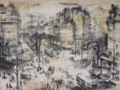 Paris 1926 W. Wagner