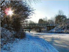 School Street Bridge, near to Radcliffe.
