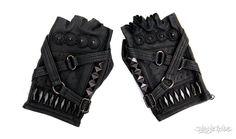 Fingerless gloves biker girl gifts from 16 MUST-HAVE ETSY PICKS FOR THE ULTIMATE BIKER GIRL GIFTS