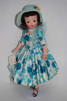 1958 Cissy by Alexander Doll
