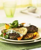 Lamb and Watercress Burgers - Recipe