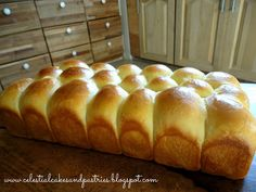 Dinner Roll Recipe, bread recipe without mixer, basic bread recipe Basic Bread Recipe, Dinner Rolls Recipe, Scones, Pastries, Bread Recipes, Breads, Celestial, Baking, Cake