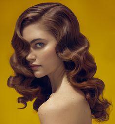Sam Mcknight - Hair styling by Sam Mcknight / Model Jenny @ Named Models…