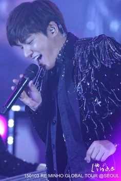 2015-1-3 RE:MinHo global tour in Seoul | Lee Min Ho