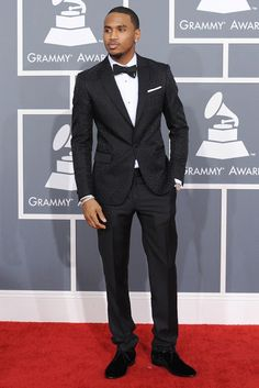 A man in a suit is so sexy, but trey in a suit is beyond sexy no words to describe.