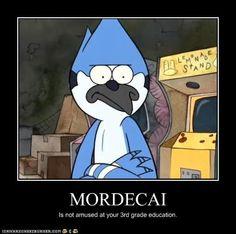 I love the regular show! Regular Show Memes f7210927a
