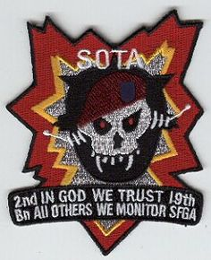 2nd bn 5th fa patch