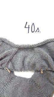 Elengiina: Ylhäältä alas neulottu paita + Helppo ohje Maybelline, Knitwear, Knit Crochet, Knitting, Pattern, How To Make, Knits, Beautiful, Clothes