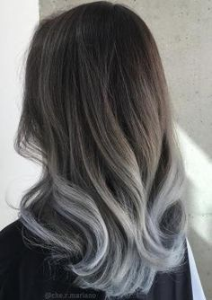 60 Best Ombre Hair Color Ideas for Blond, Brown, Red and Black Hair Ombre Hair Color, Black Hair Ombre, Ombre Blond, Best Ombre Hair, Hair Color For Black Hair, Cool Hair Color, Short Ombre, Gray Ombre, Purple Grey, Hair Colour