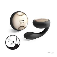 LELO Ida The World's First Rotating and Vibrating Remote-Controlled Couples' Vibrator, Black Best Oral, Toys Online, First World, Remote, Take That, Personal Care, Amazon, Couples, Health