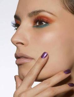 color!  makeup @davidmaderich