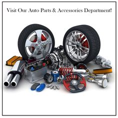 Looking for the perfect gift for that special someone? We have some great accessories to set their ride apart. Please visit 94 Nissan of South Holland auto parts & accessories page!