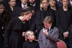 Wenende prins Gabriel ook opgemerkt in het buitenland - Het Nieuwsblad