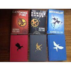 $34.57 Hunger game trilogy set