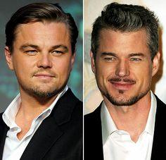 Leonardo DiCaprio & Eric Dane