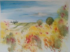 Painting, Videos, Youtube, Art, Watercolor Painting, Art Background, Painting Art, Kunst, Paintings